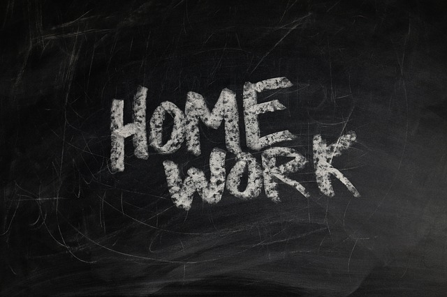 夏休み終盤戦!…で、宿題と読書感想文は?